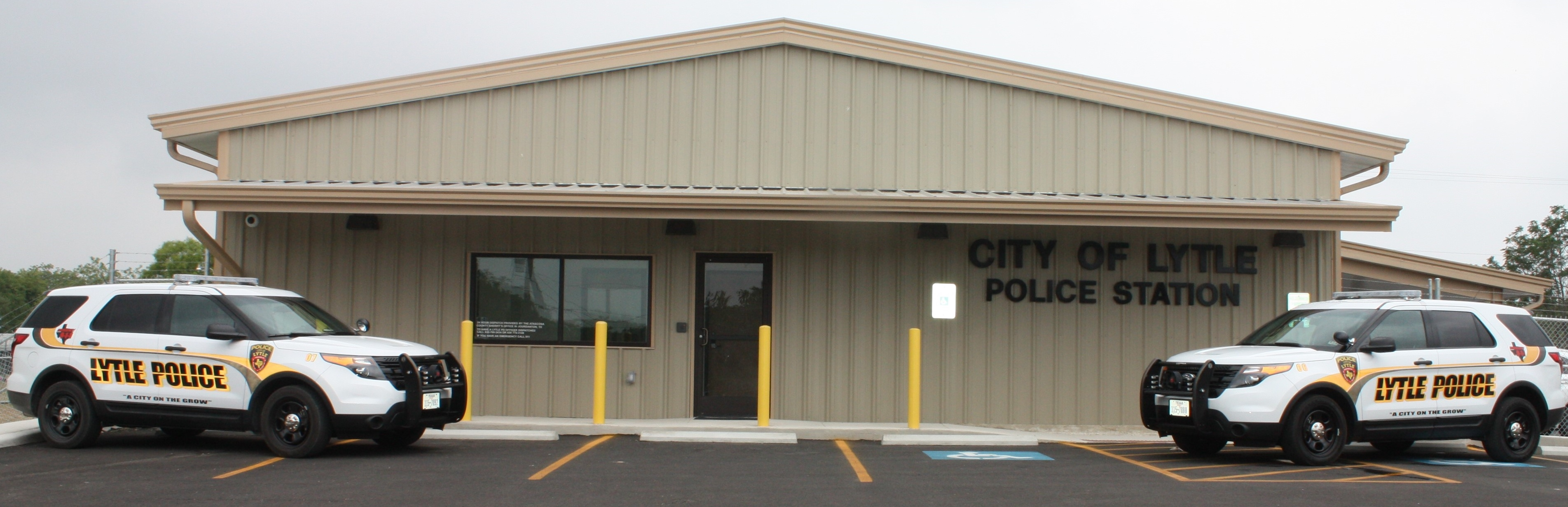 City of Lytle Police Station