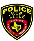 Lytle Police Department Patch